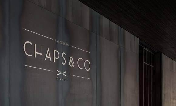 Interni creativi per il nuovo barbiere Chaps & Co a Dubai