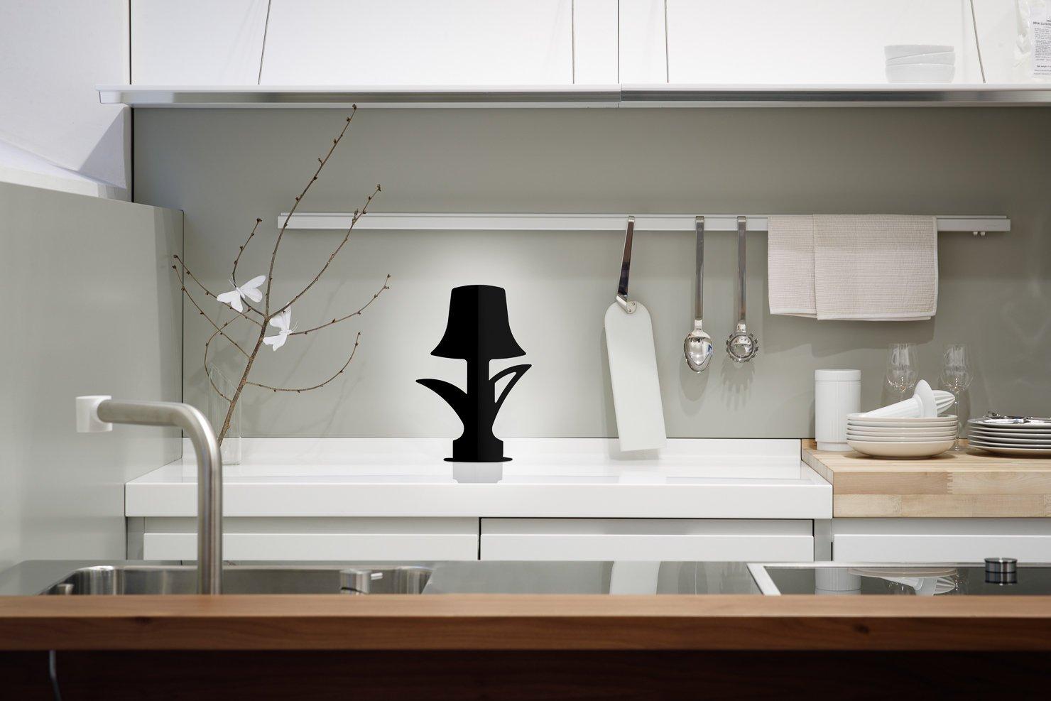 Lampada da Tavolo led Ahua Bloom - lampada design, regalo per inaugurazione