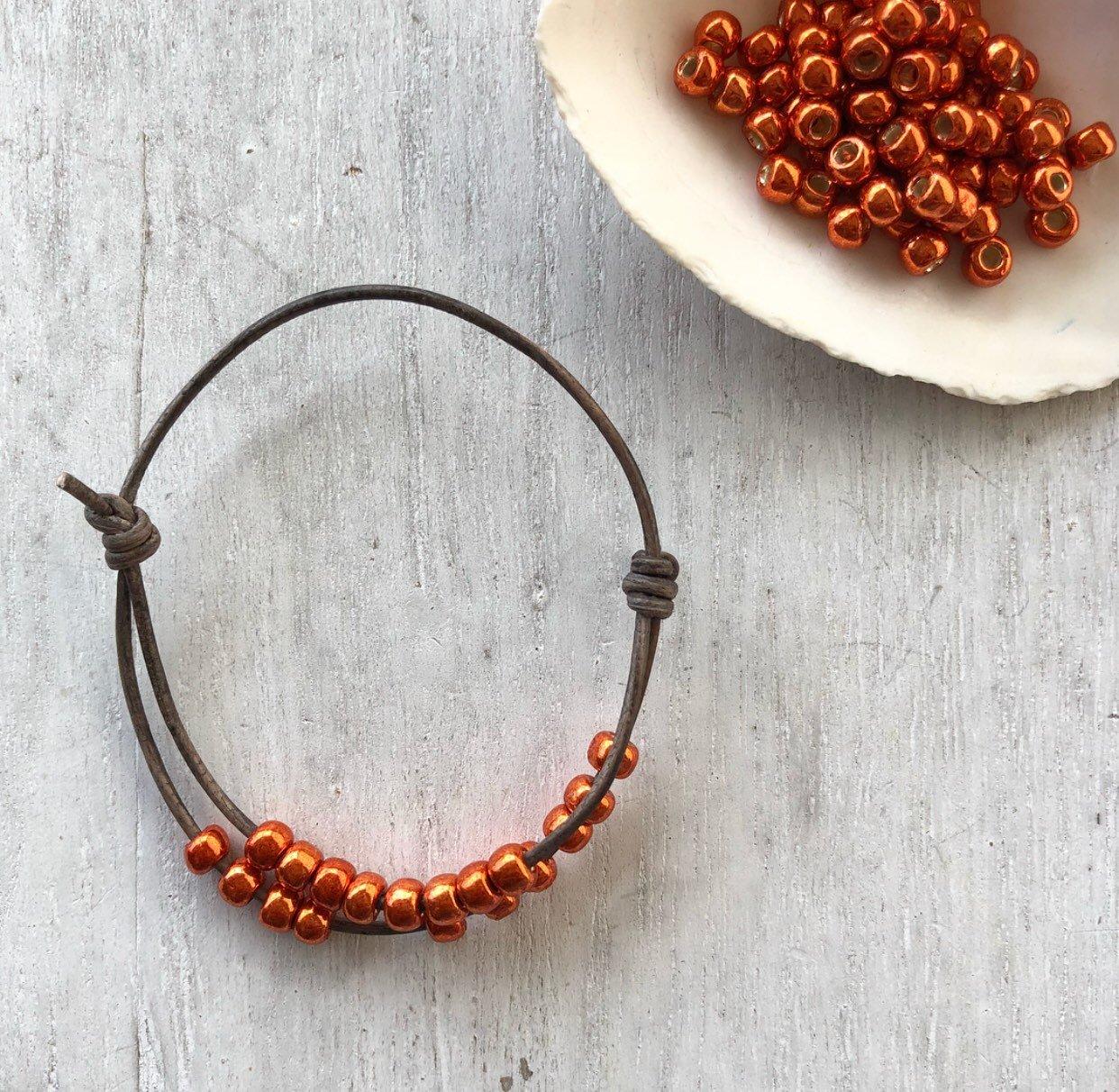 Braccialetto di perline personalizzabile