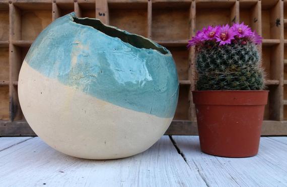 Vaso moderno per piante - regalo per la casa
