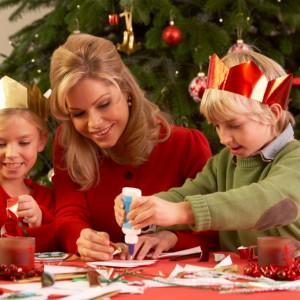 Come fare un bigliettino di Natale per i bambini fai da te