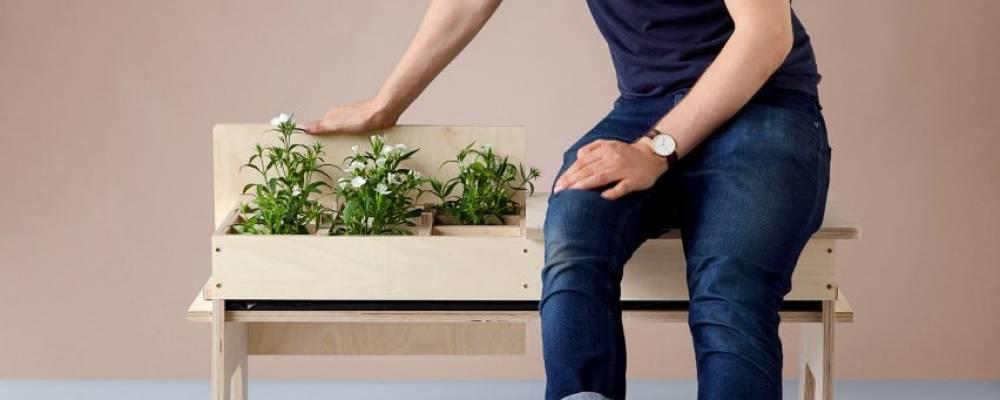 Riciclo creativo giardino creiamo un giardino temporaneo for Riciclo arredo